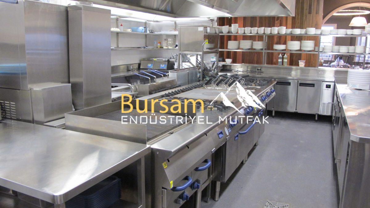 bursa endüstriyel mutfak